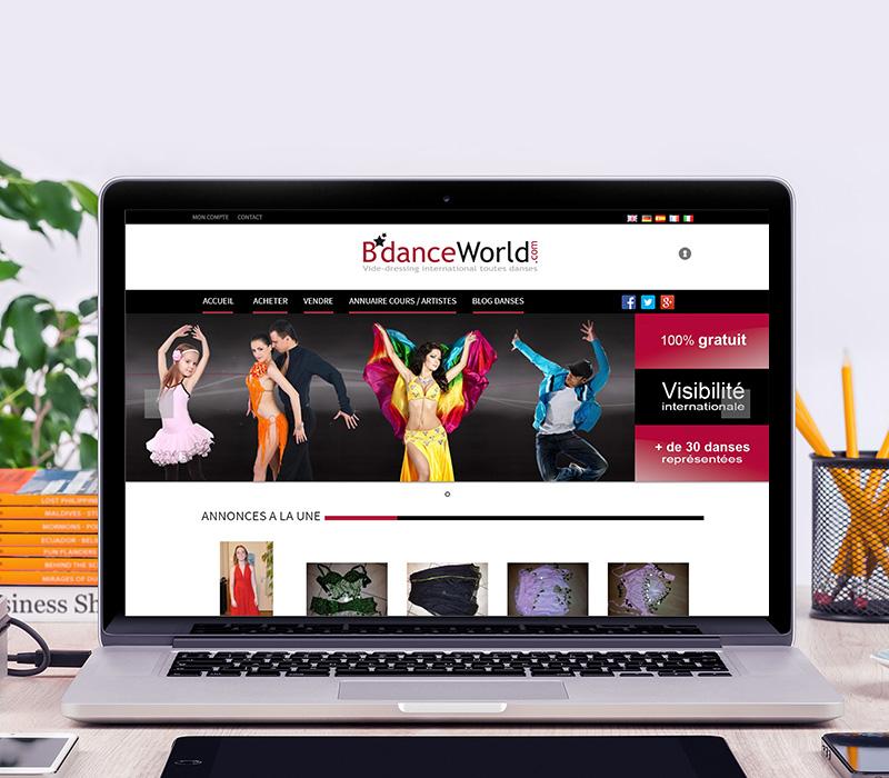 B'Dance world
